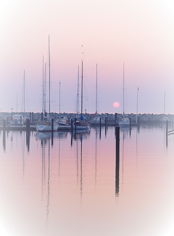 Guten Morgen Von Der Küste Foto Bild Sport Segel Surf