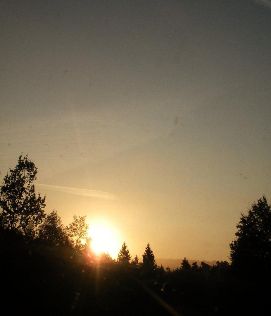 Guten Morgen Welt!