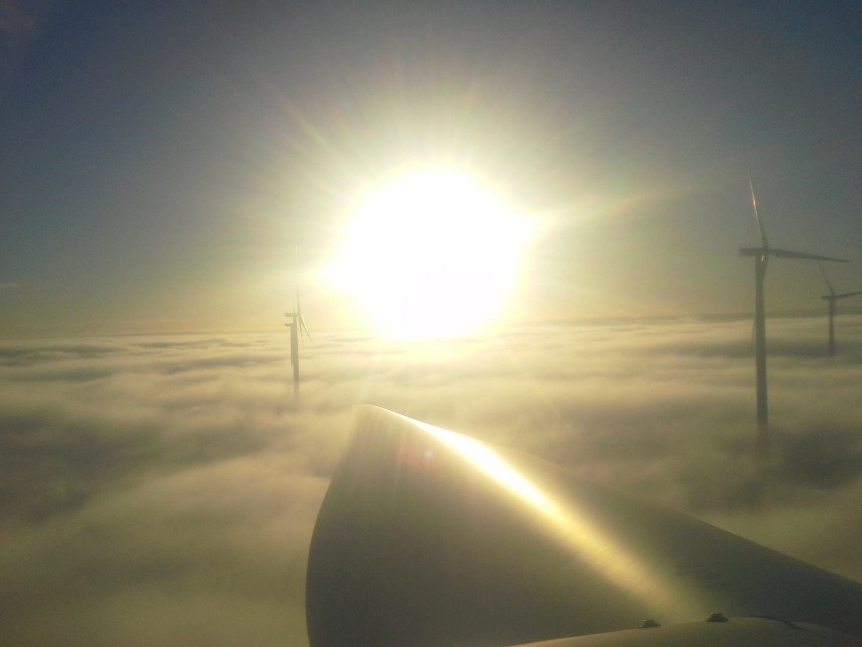 guten morgen windpark