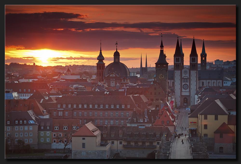 Guten Morgen, Würzburg...
