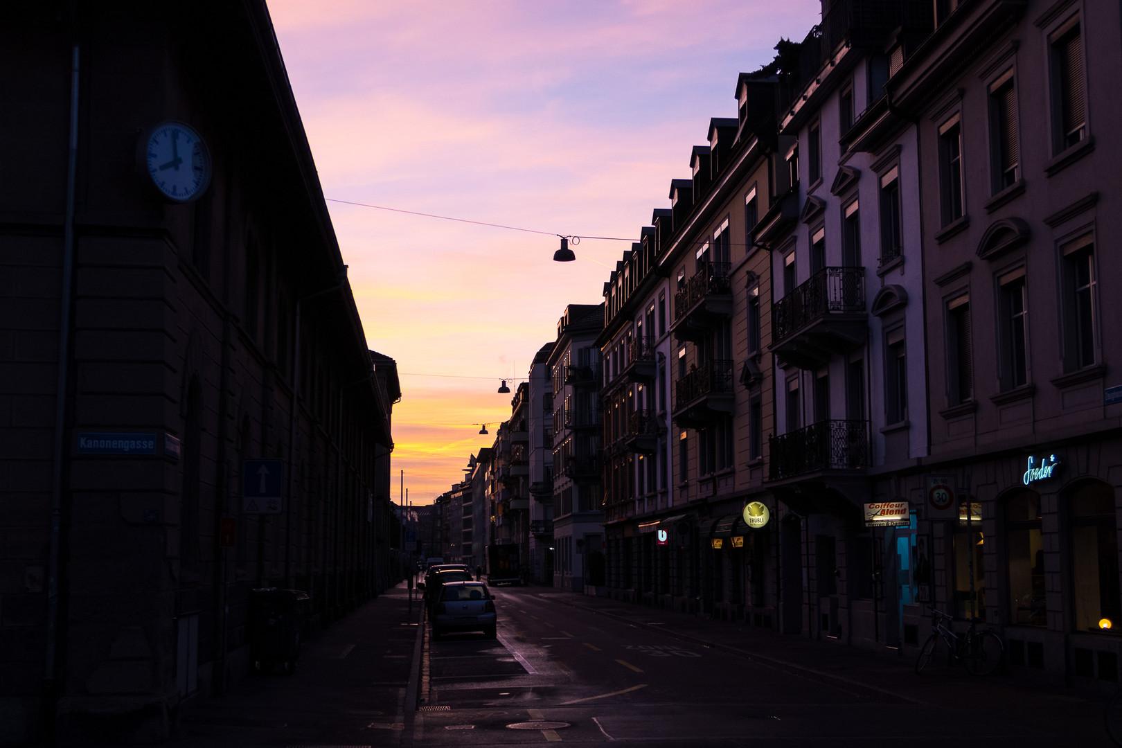 Guten Morgen, Zürich