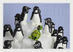 """""""Guten Rutsch"""" & Happy New Year 2010 *"""