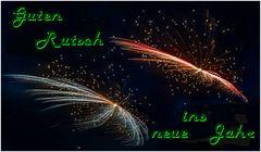 Guten Rutsch ind neue Jahr