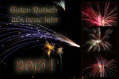 Guten Rutsch in's neue Jahr!