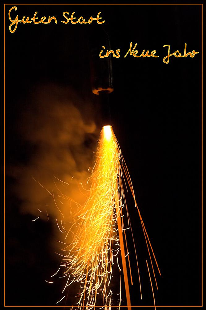 Guten Start ins Neue Jahr