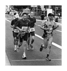 Gutenbergmarathon, Mainz 2001