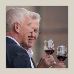 Guter Wein verbindet