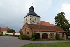 Gutskirche in Rogätz/ Sachen Anhalt