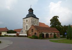 Gutskirche von Rogätz