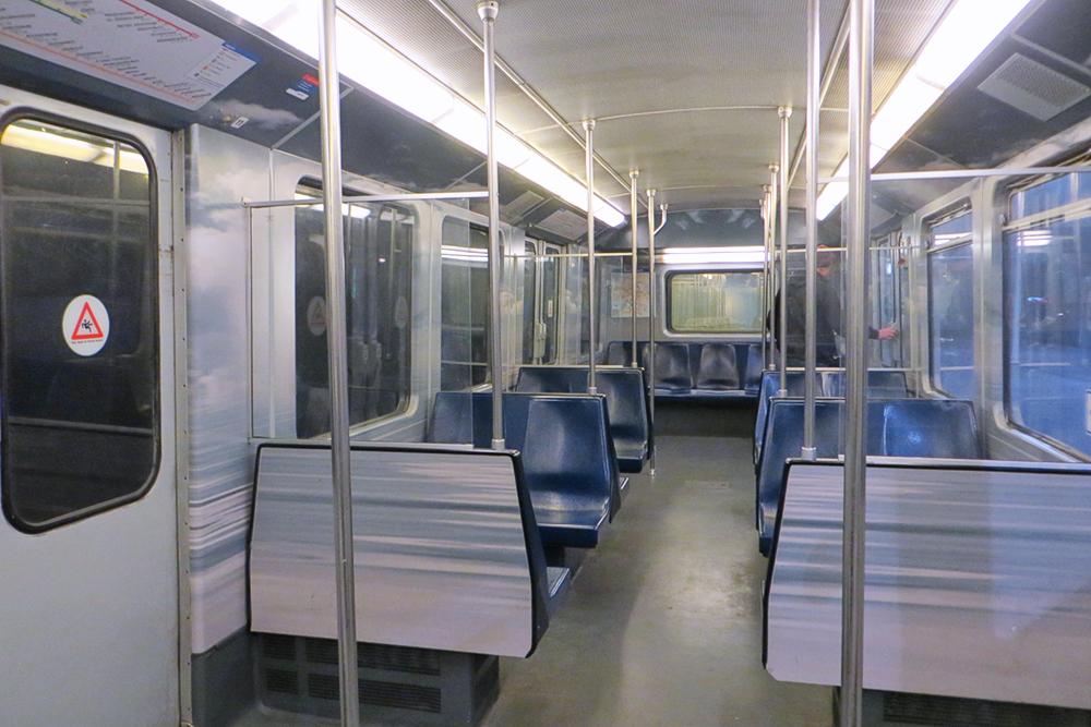 GVB Amsterdam Metro 28 II