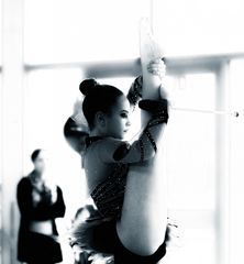 Gymnastin