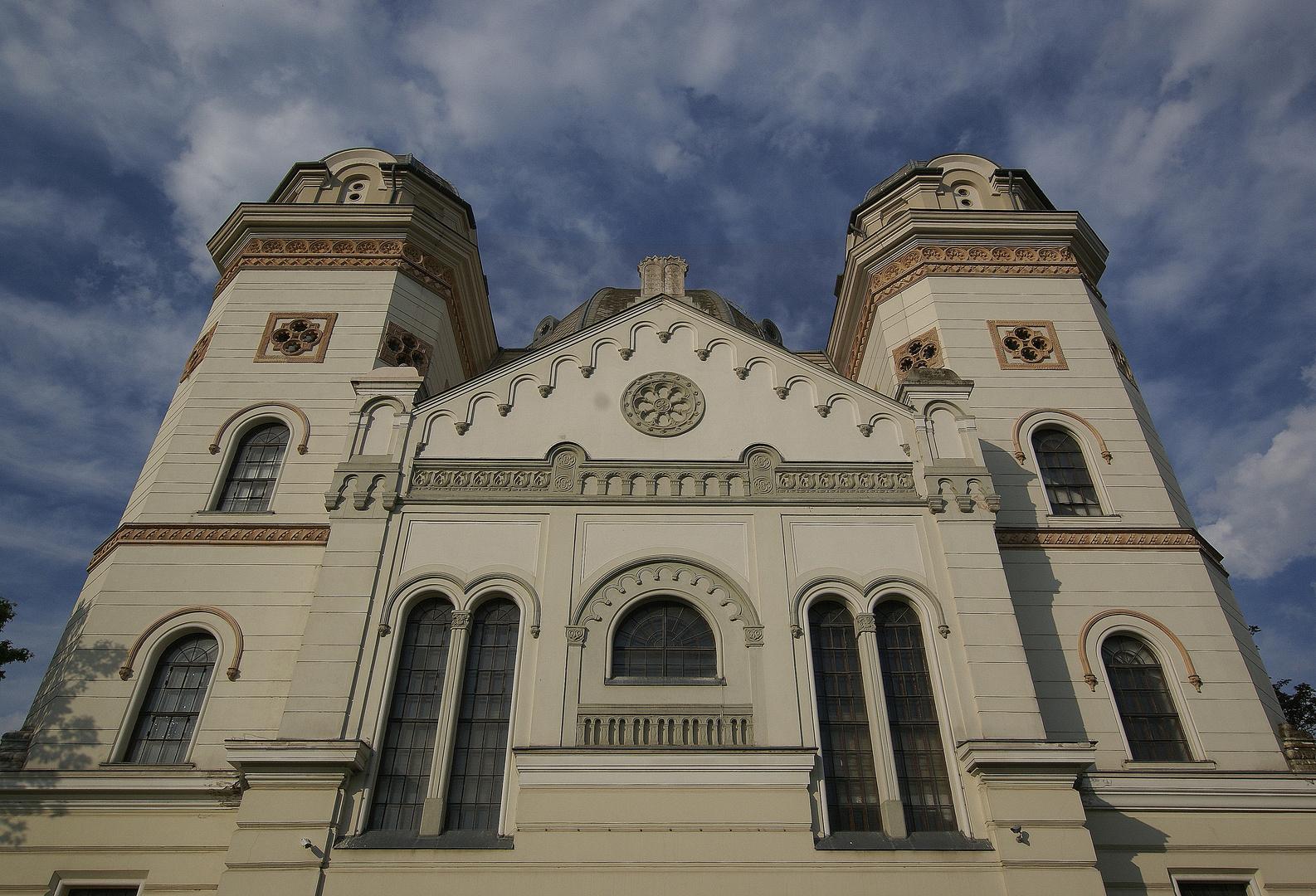 Györ - Synagoge