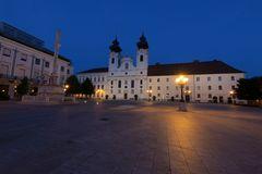 Györ - Széchenyi Platz
