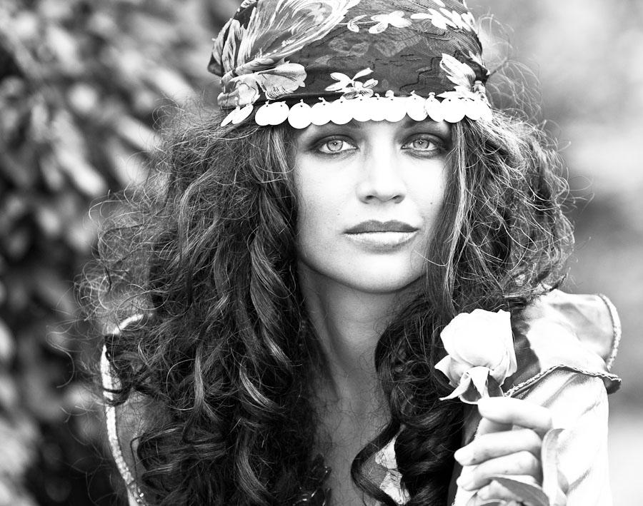gypsy photo image portrait women gypsy images at photo community