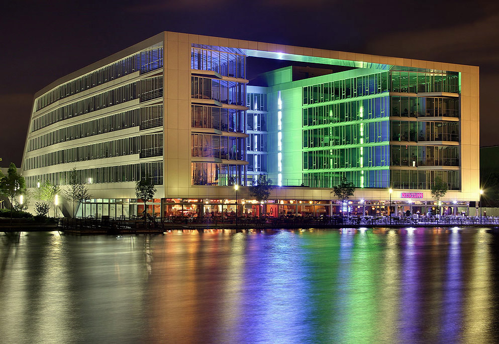 H² - Office Duisburg Innenhafen