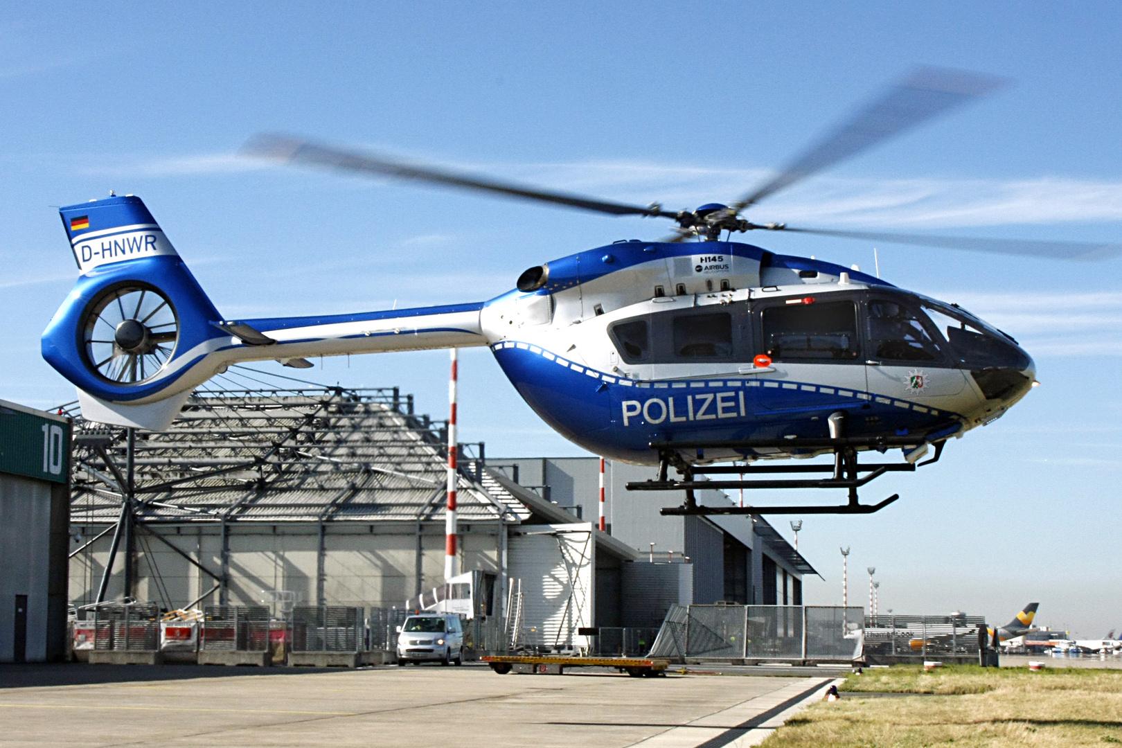 H145T2 Polizeihubschrauber NRW