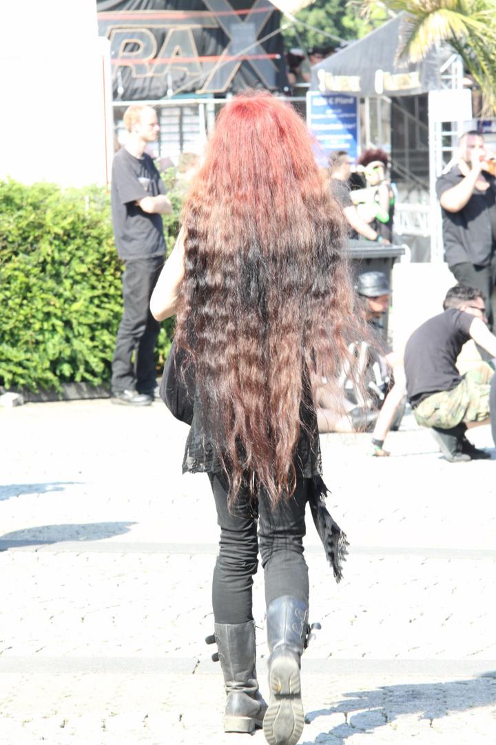 Haare !!!