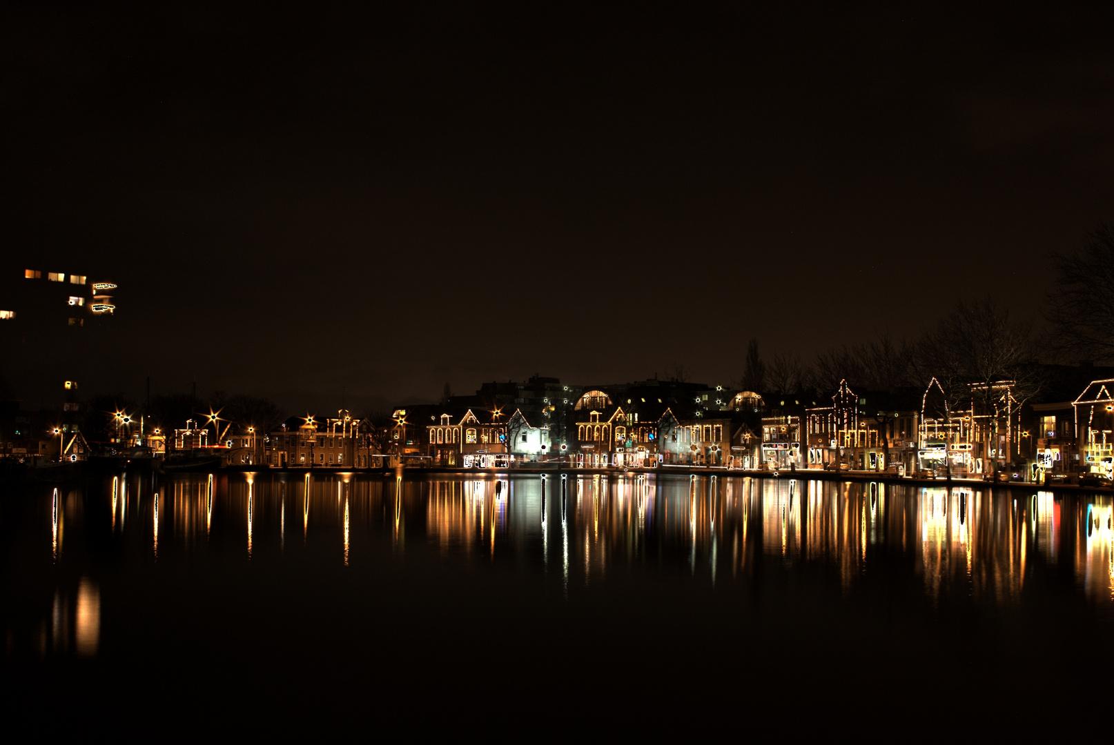 Haarlem bij Nacht