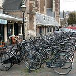 Haarlem: Fietsenstalling