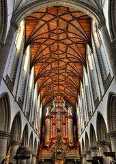 Haarlem . Grote Kerk