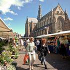 Haarlem - Grote Markt - Sint Bavokerk - 01