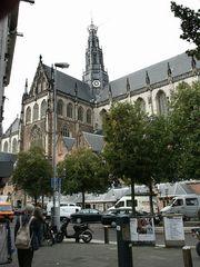 Haarlem, Grote of St. Bavokerk
