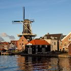 Haarlem molen Adriaan www.fotovictoir.nl