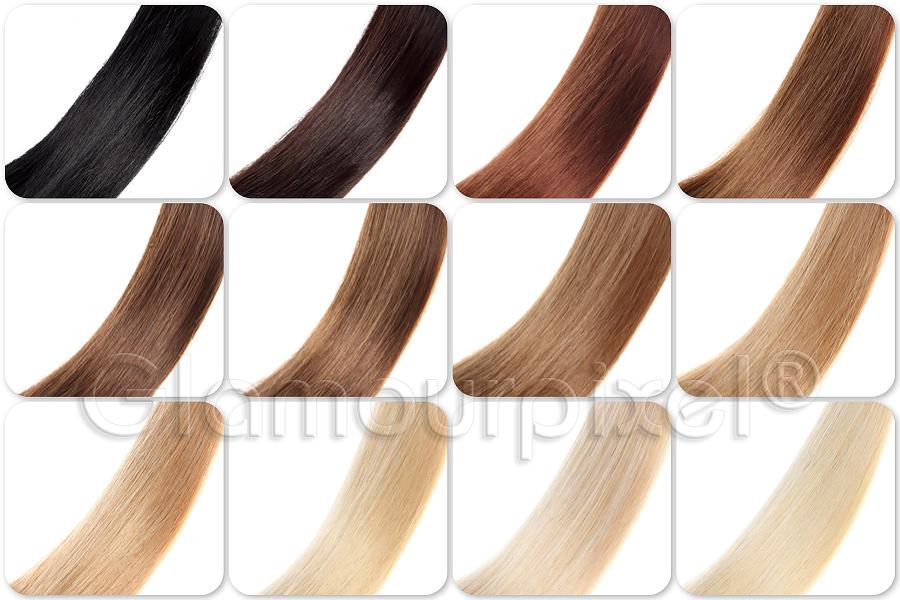 Haartressen für Extensions