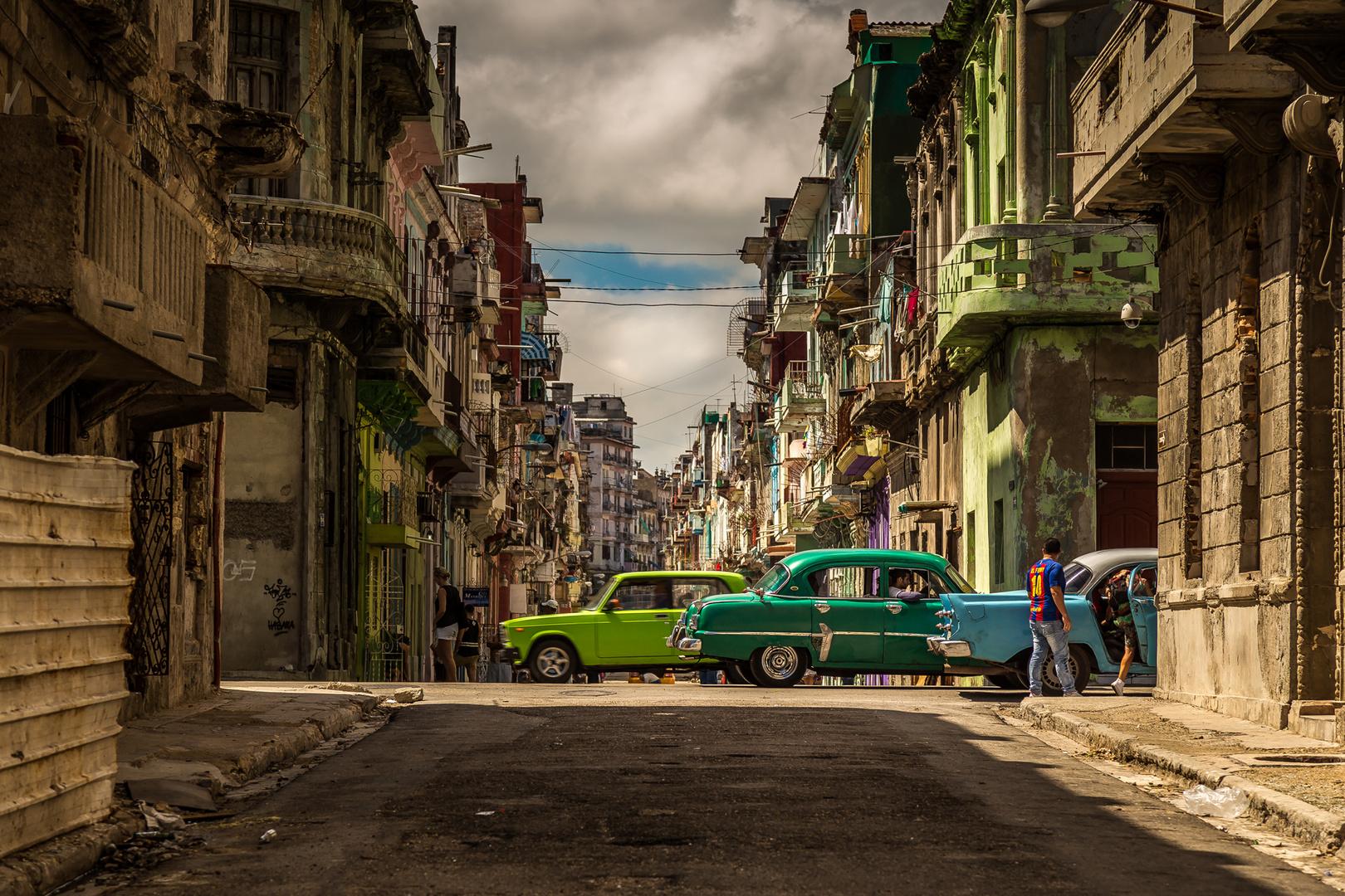 Habana verde