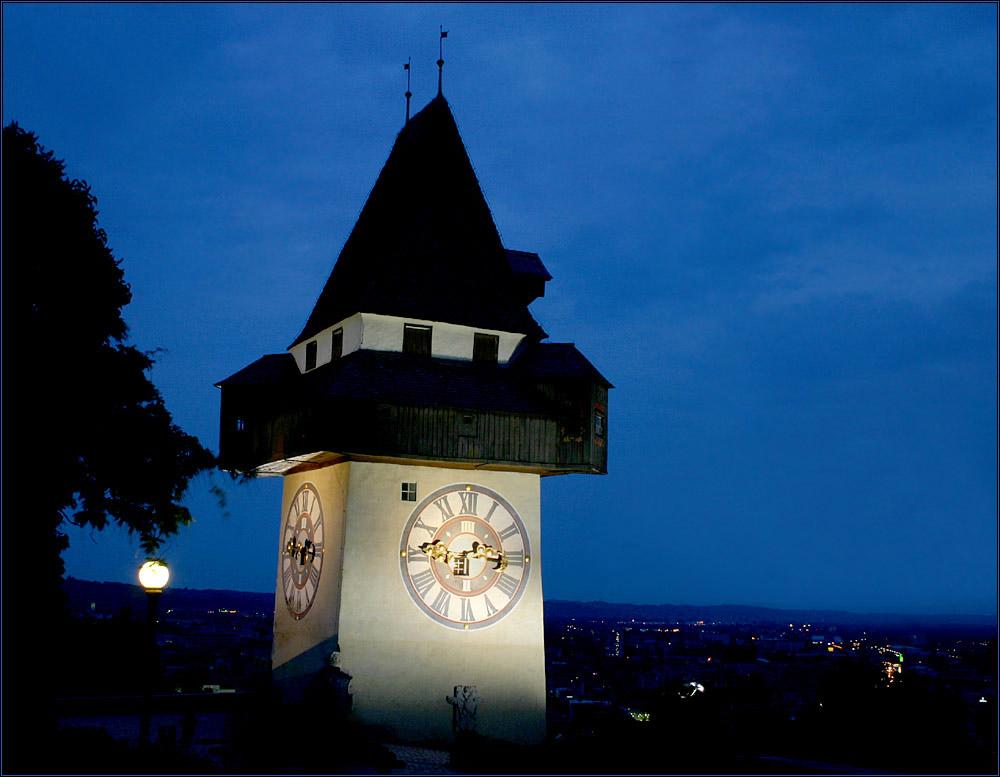 Haben Sie Graz schon bei Nacht gesehen?
