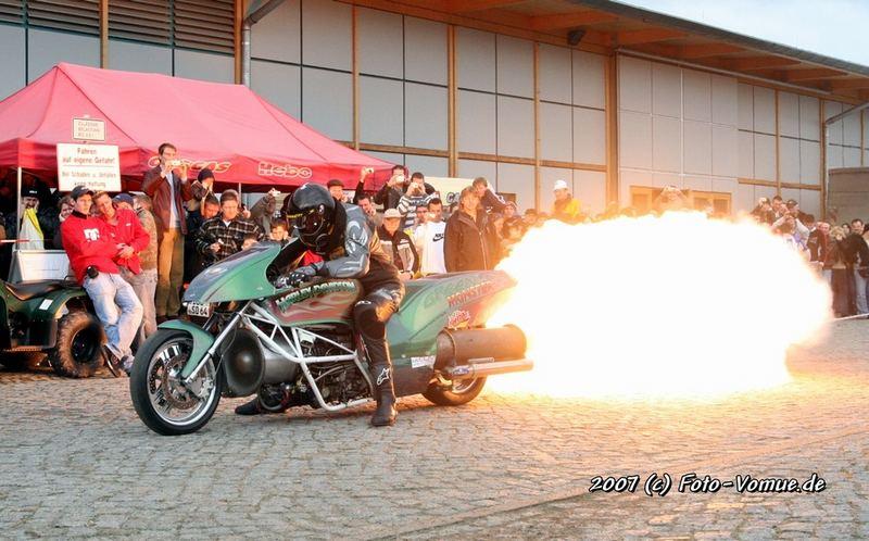 Habermann´s Jetbike