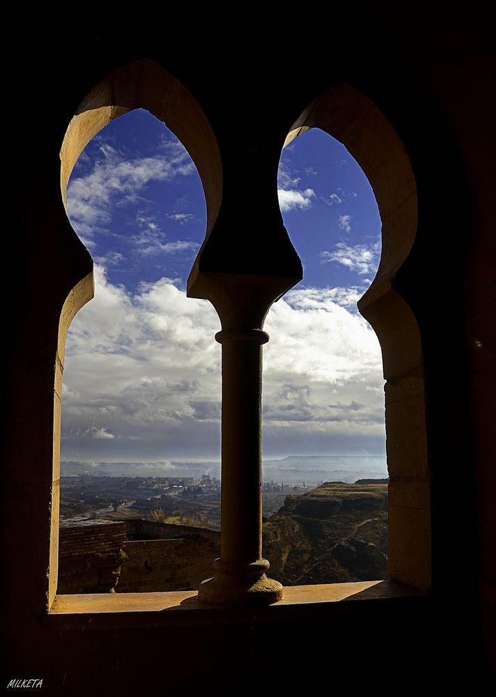 ....habitación con vistas
