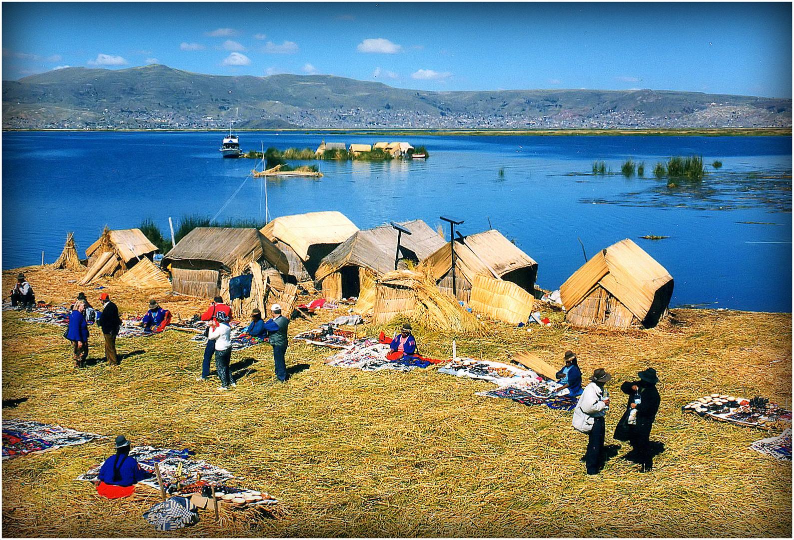 Habitants du Lac - Les Ouros -