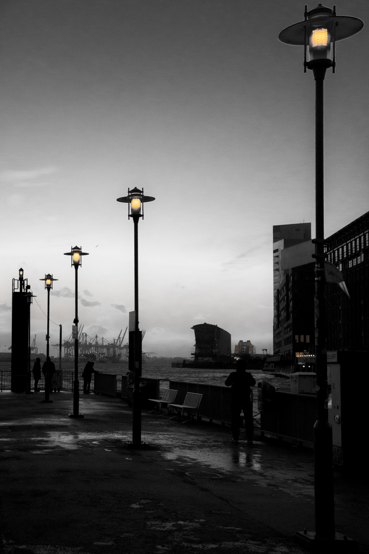 habour lamps