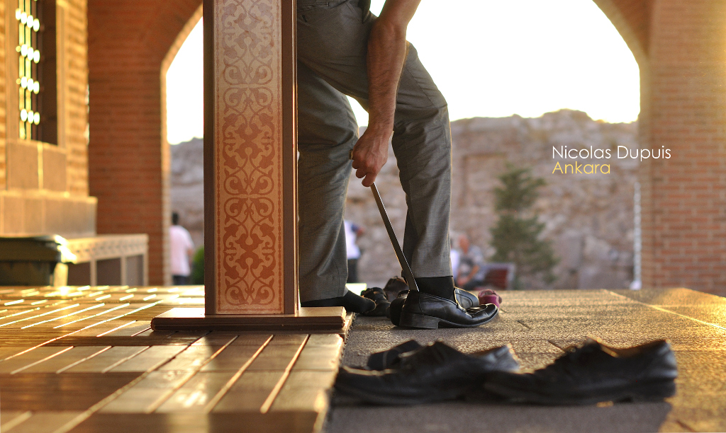 Haci Bayram Veli Camii