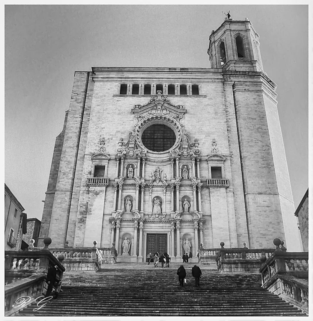Hacia la catedral