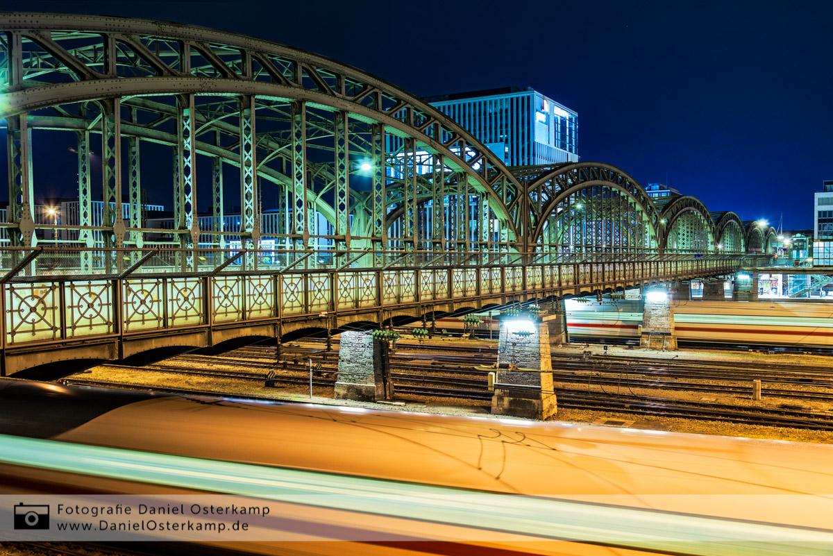 Hackerbrücke in München