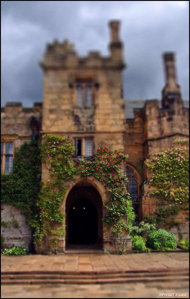 Haddon Hall (UK Derbyshire)