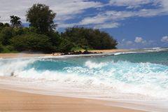 Haena Beach Park im Norden von Kauai