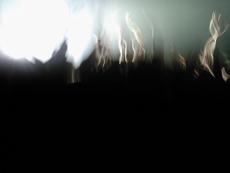 Hände- Nine Inch Nails Konzert