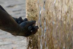 Hände & Wasser