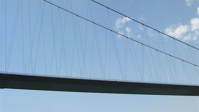 Hängebrücke - Bosporus