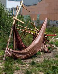 hängemattenliegestuhlsegelschiff