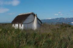 Häuschen im Ebrodelta