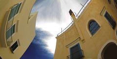 Häuser auf Capri