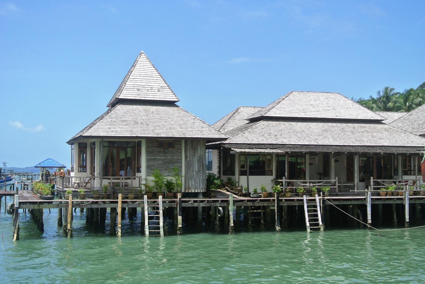 Häuser auf dem Wasser II