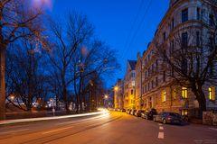 Häuser der Gesundbrunnenstraße