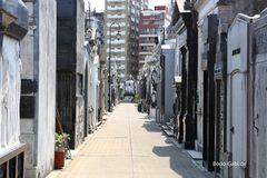 Häuser der Lebenden und der Toten