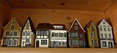 Häuser in Bremen....