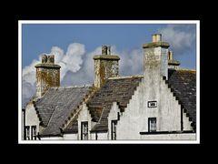 Häuser in John o'Groats